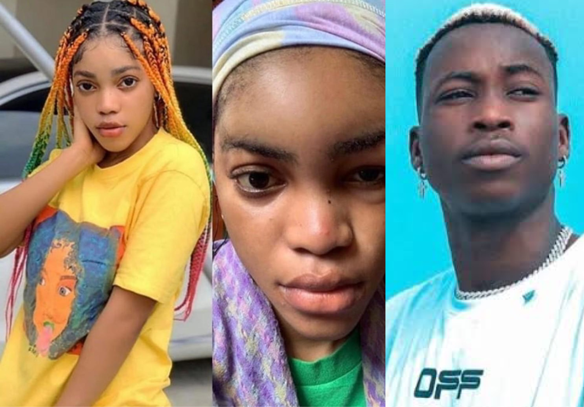 'I Didn't Do It' – Lil Frosh Denies Beating Girlfriend, Gift