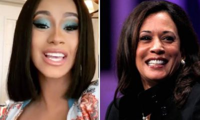 Video Of Kamala Harris Saying She Really Loves Cardi B Surfaces Online