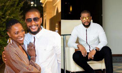 Alexx Ekubo Blasts Fan Who Advised Hollywood Star, Yvonne Orji Not To Do Business With Nollywood