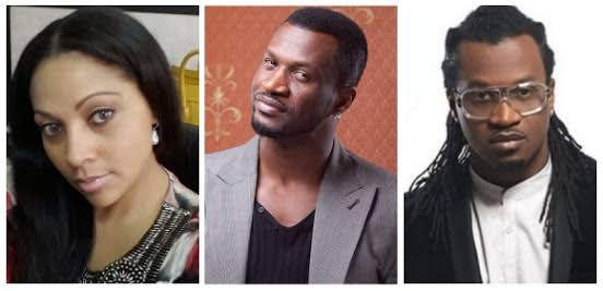 'You Are Not Just Brothers But Twins' - Lola Omotayo Writes Birthday Message To Peter And Paul Okoye