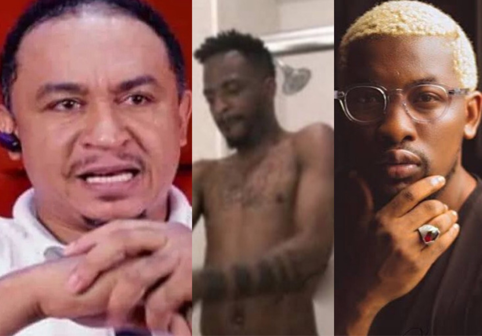 'It's Not Your Duty To Ensure Your Partner Does Not Cheat' - OAP Dotun Tells Daddy Freeze