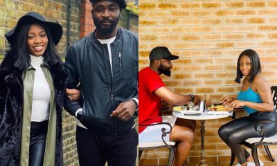 'I'm Super Pumped About Forever With You' - Gedoni Tells Khafi On Her 31st Birthday