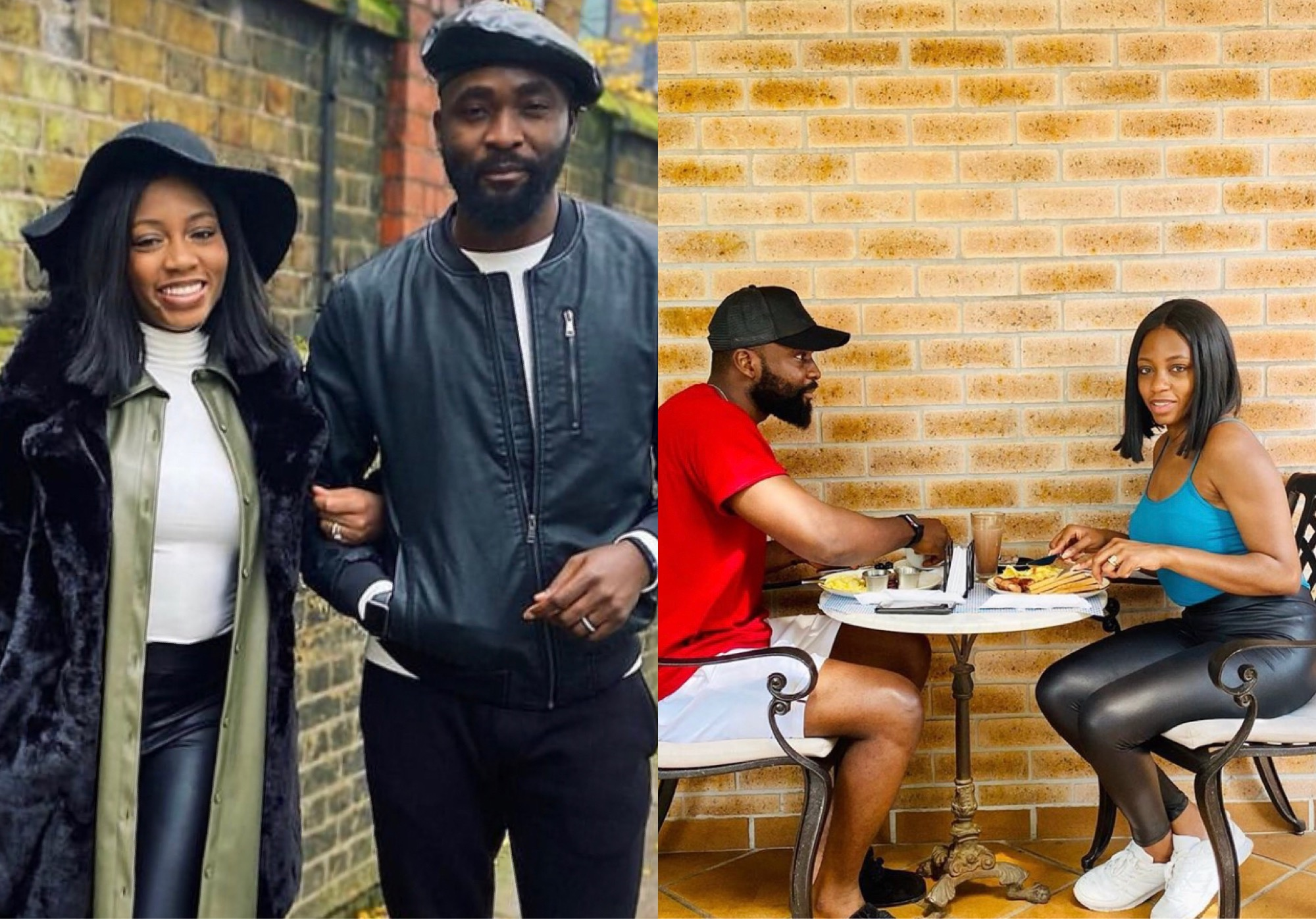 BBNaija's Khafi, Gedoni Serve Relationship Goals In New Video