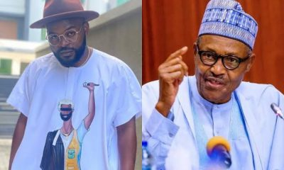 'You Know Nothing About Respecting People', Falz Tackles Buhari