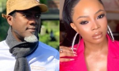 'Being Divorced Is Nothing To Shame Anyone For' - Toke Makinwa Blasts Reno Omokri