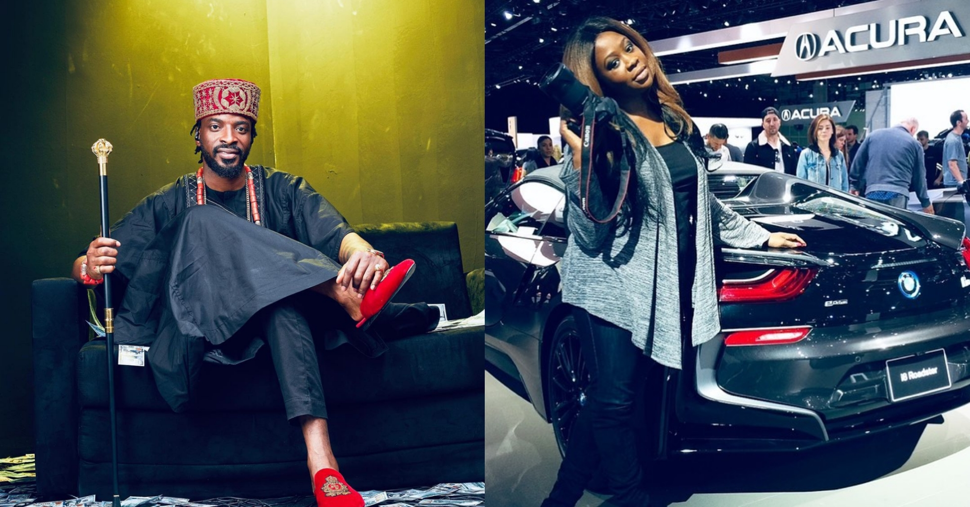 9ice is the only man that has broken my heart – Toni Payne