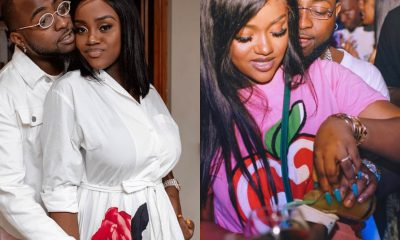Chioma Avril Rowland Pens Lovely Message To Davido On His 28th Birthday