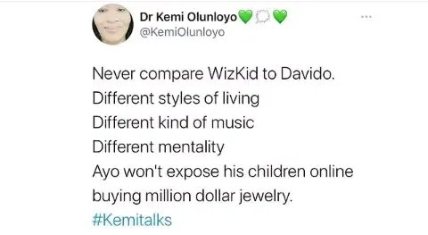 Olunloyo's post