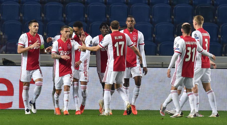 11 Ajax Players Tests Positive For Covid-19 Ahead Of UCL Match Against Midtjylland