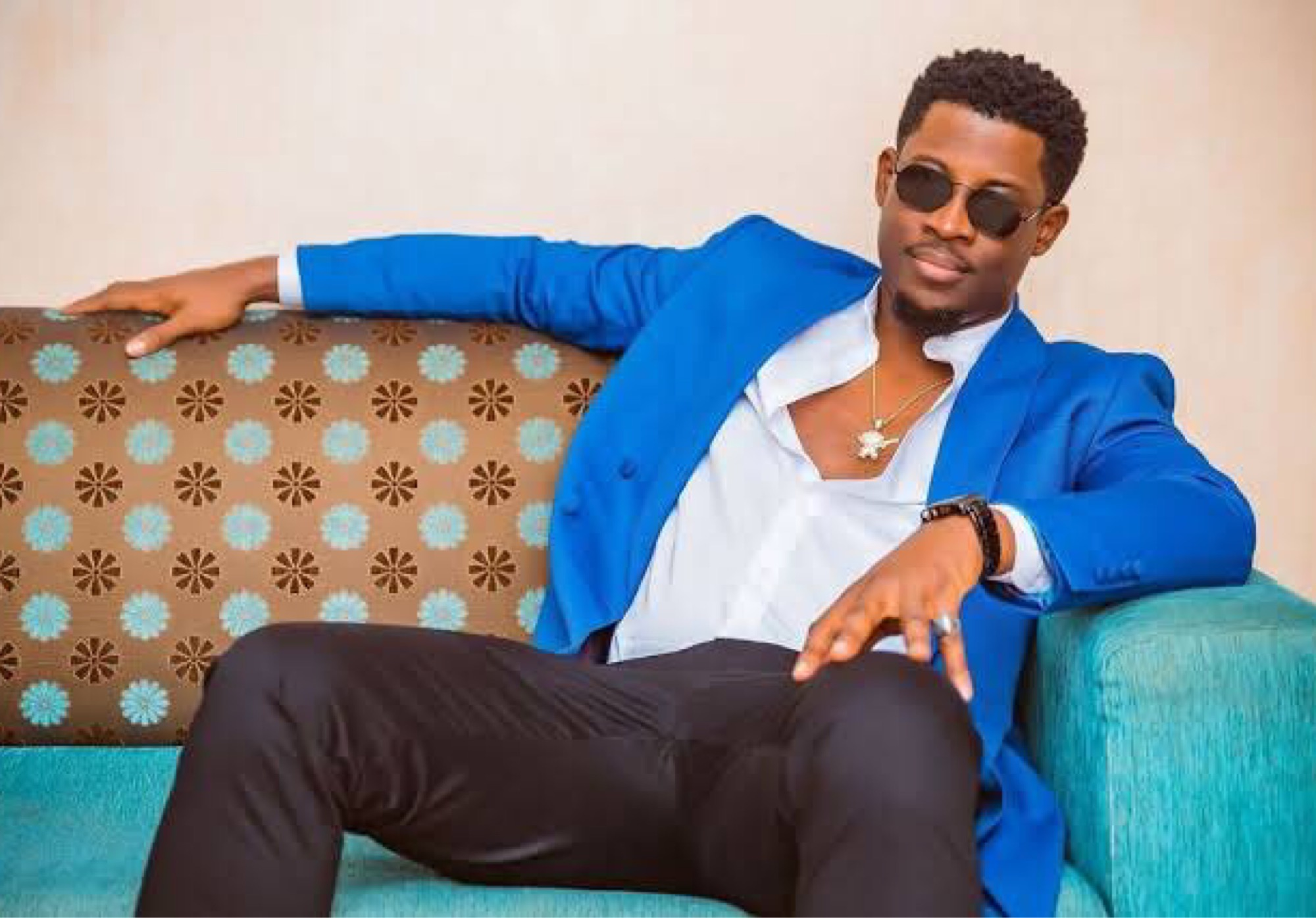 'Hit Your Head Against The Wall', Seyi Awolowo Tells Troll Who Asked Him To 'Hit The Gym'