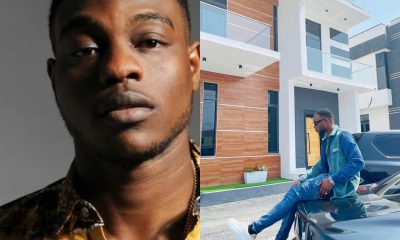 Singer L.A.X Acquires Mansion In Lagos (Photo)