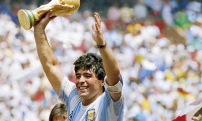 Diego Maradona: Biography And Facts (Video)
