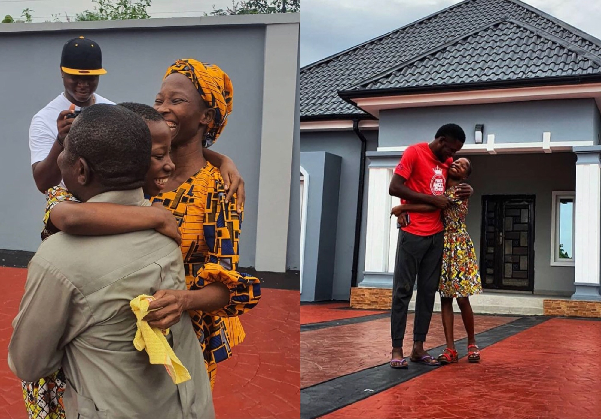 Young Comedienne, Emmanuella Gifts Her Mom A House