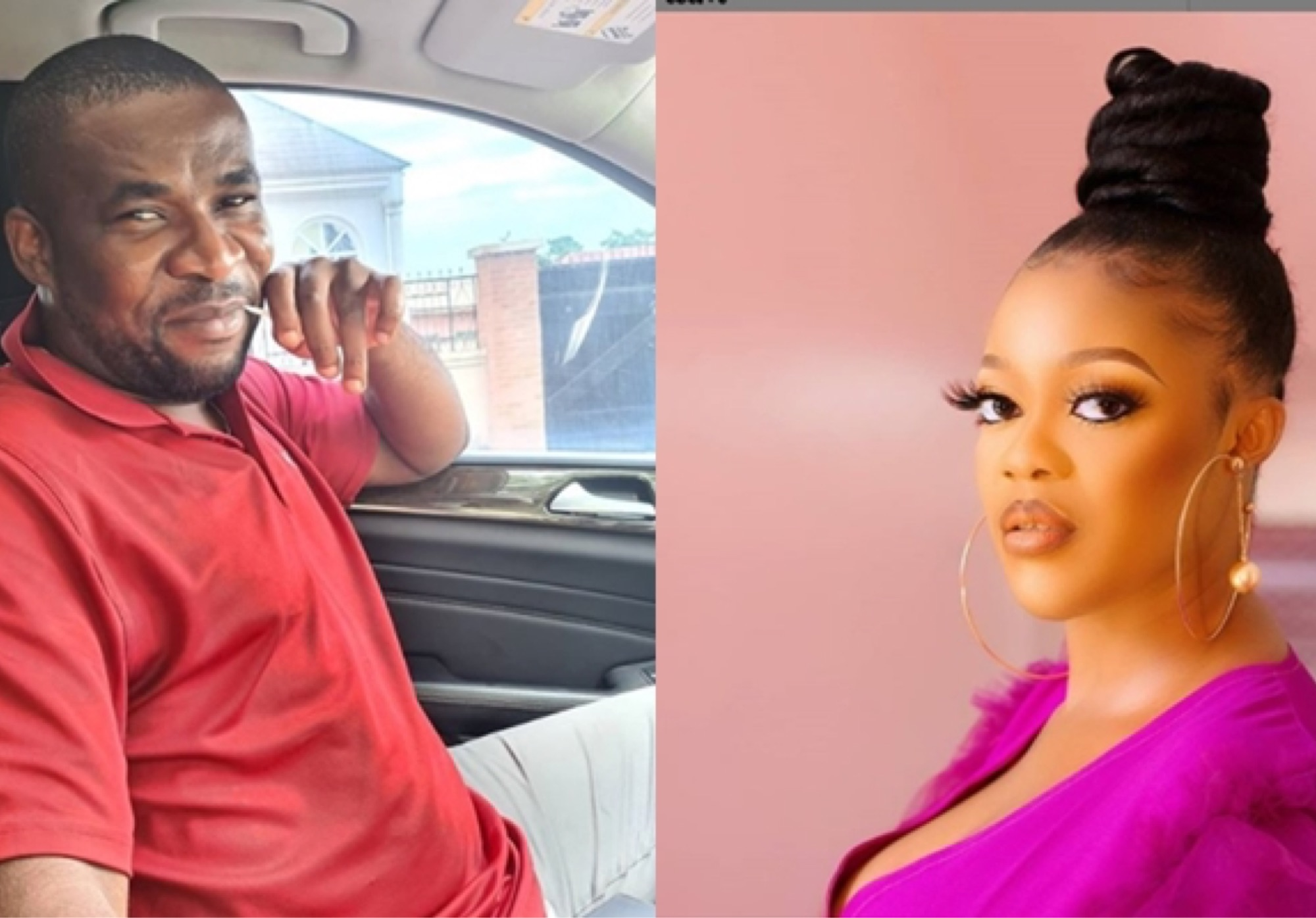 Actress Eve Esin's Fiancé Reacts After His Ex-Wife Accused Her Of Destroying Her Home