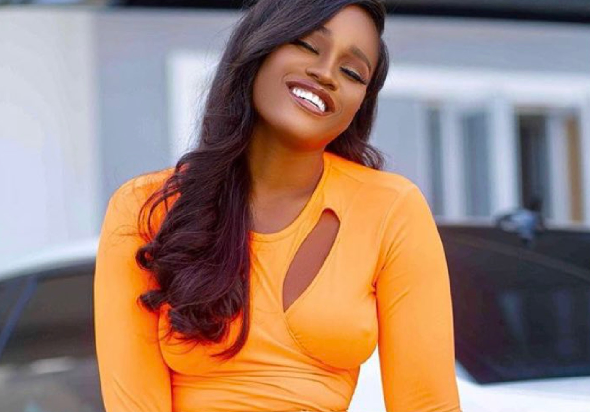 BBNaija's Cee-C Celebrates 28th Birthday