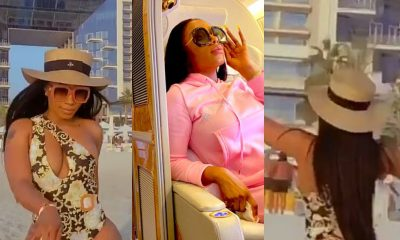 Mercy Eke Shares Sultry Video Following Her Trip To Dubai