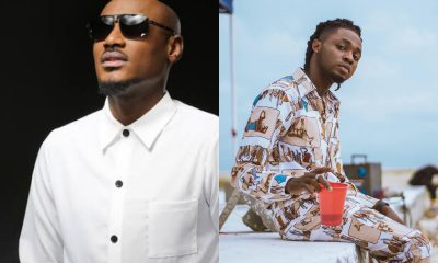 Singer 2Face Commends Omah Lay; Claims Title Of Number 1 Fan