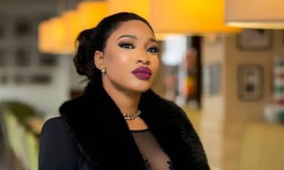 """Don't Share Your Pain With Everyone"" - Tonto Dikeh Advises Fans"