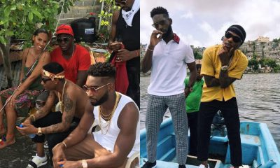 Wizkid Calls Out British Rapper, Tinie Tempah And His Manager Over Unpaid Debts