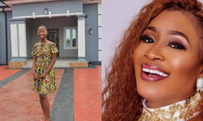 Kemi Olunloyo Questions Source Of Emmanuella's Wealth After She Built A House For Her Mom