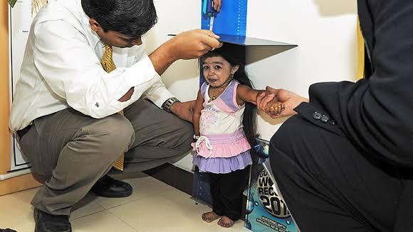 Meet The World's Smallest Woman, Jyoti Kisange Amge
