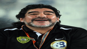BREAKING: Football Legend, Diego Maradona Dies At 60 Following Heart Attack