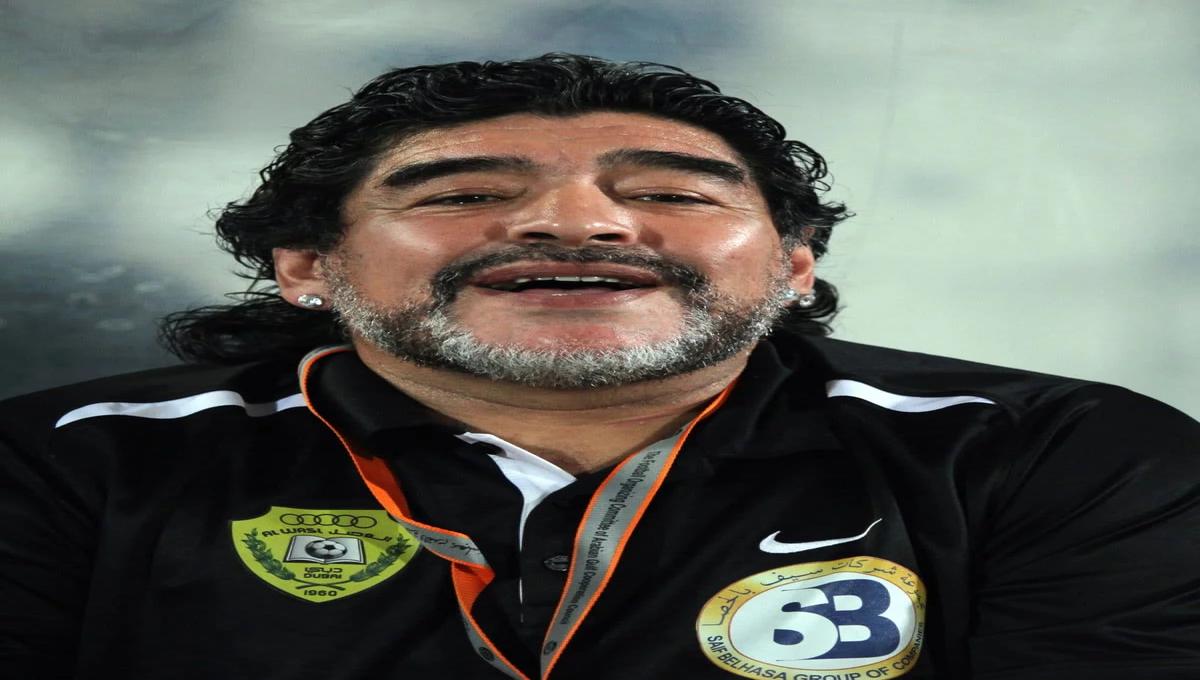 BREAKING: Football Legend, Diego Maradona Dies At 60 Following Heart Attack