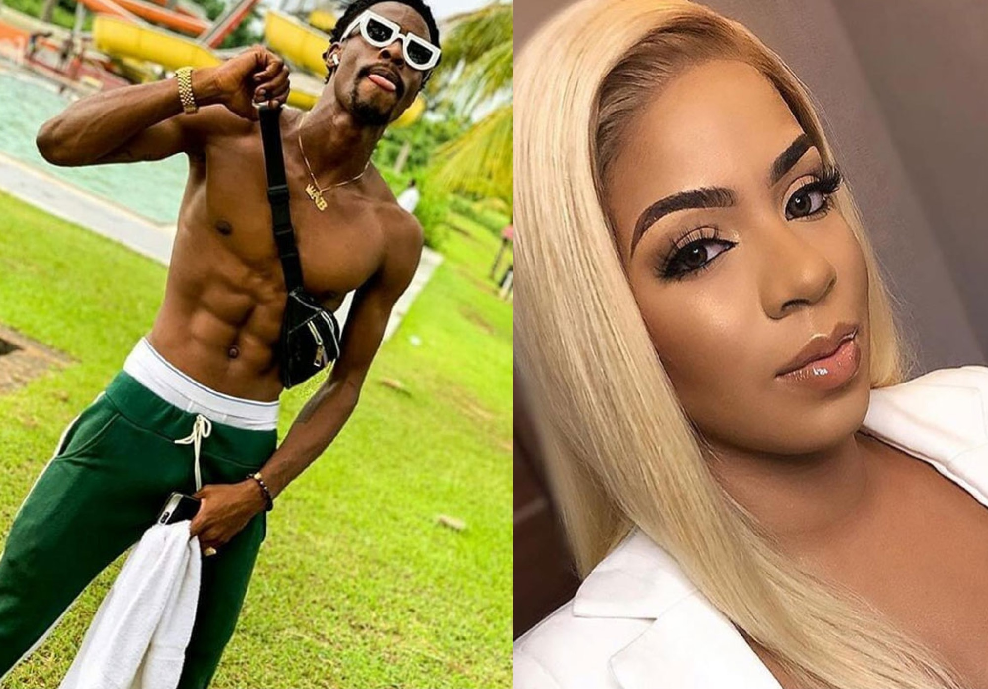 BBNaija's Venita, Neo Unfollow Each Other On Instagram