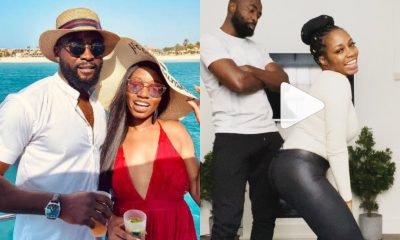BBNaija's Khafi, Gedoni Serve Relationship Goals With New Video