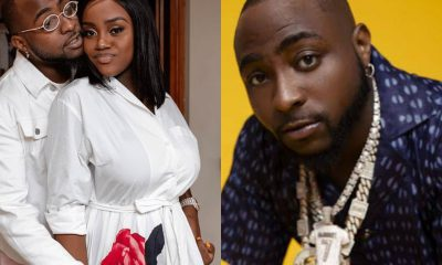 Singer Davido Shows Off Thoughtful Birthday Gift From Chioma