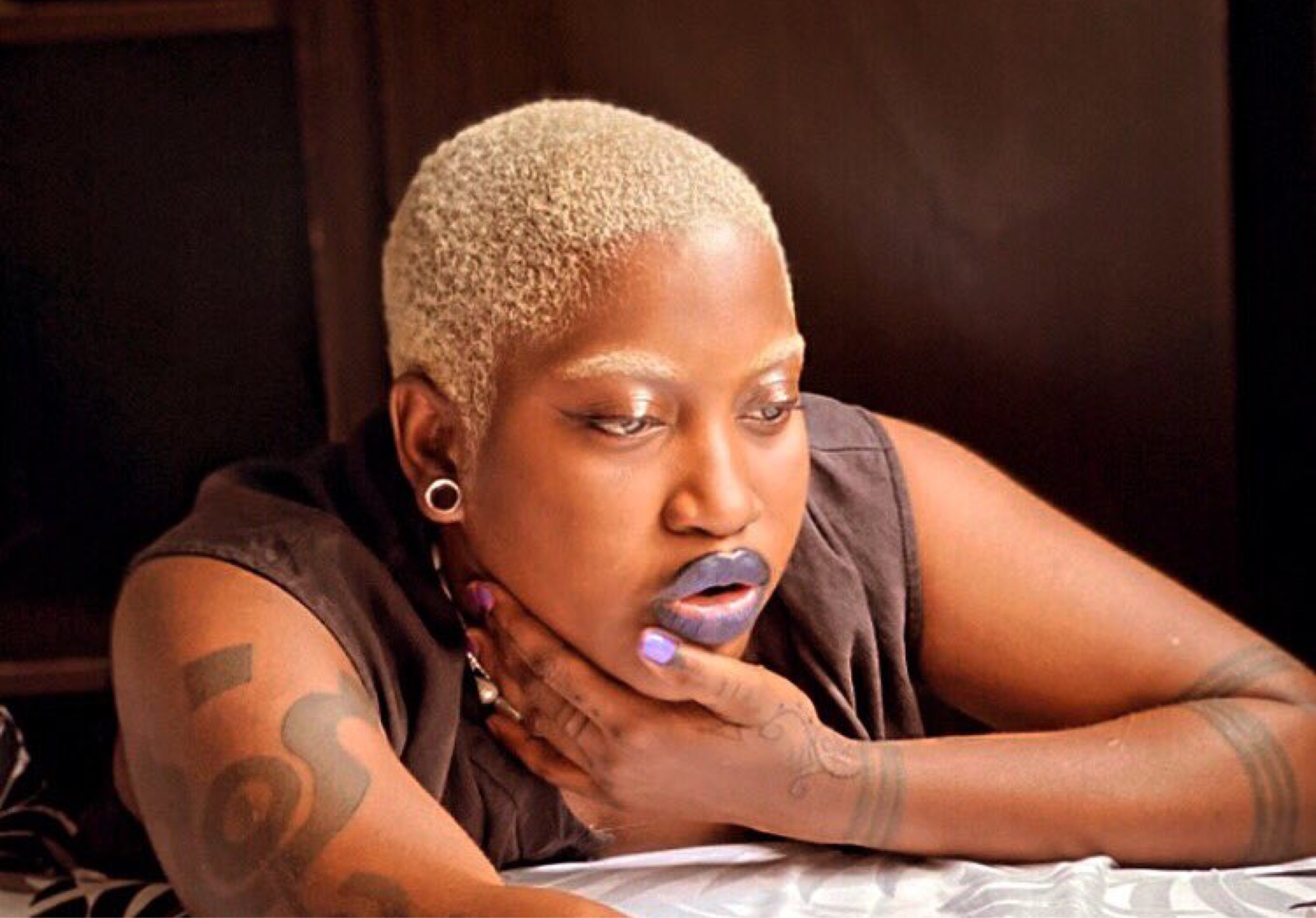 'I Was 19, Queer And Just Excited To Be In The Closet When I Joined YBNL' - Temmie Ovwasa Reveals