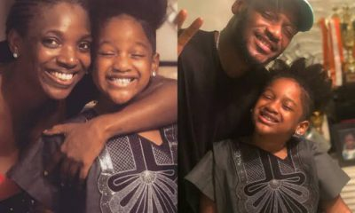 Tuface, Annie Idibia's Second Daughter, Olivia Undergoes Successful Surgery