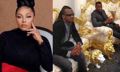 Paul Okoye Drags His Twin Brother's Wife; Accuses Her Of Being The Brain Behind All Their Fights
