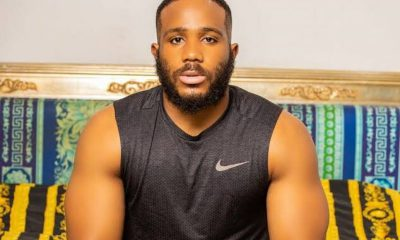 BBNaija Star, Kiddwaya Shows Off His New Look (Photos)
