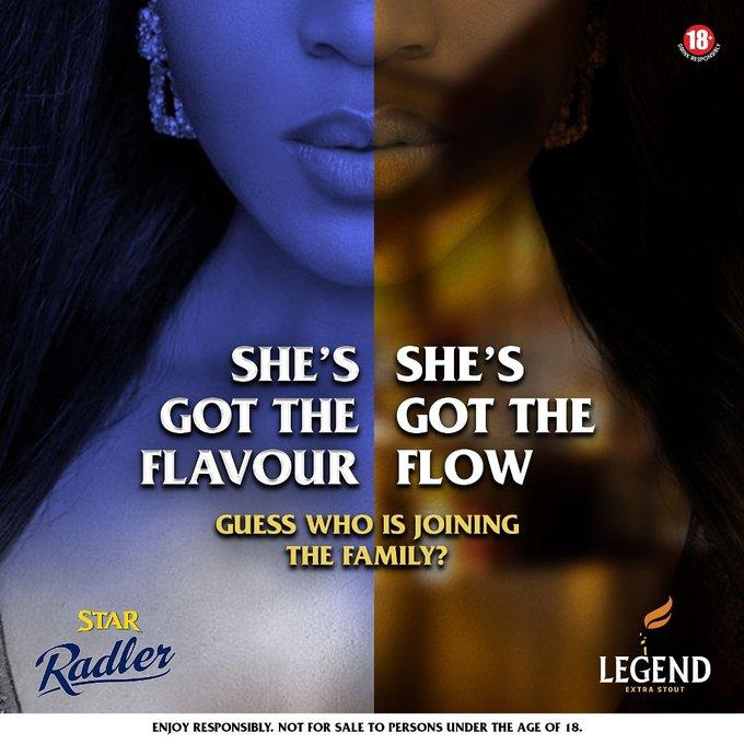 Erica Nlewedim Bags Double Endorsement With Star Radler, Legend