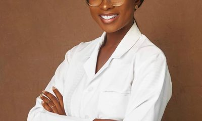 'I Combined My Acting Career With Working In LUTH' - Jemima Osunde
