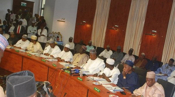 Security: Northern Governors, Traditional Rulers, IGP, Others Meet In Kaduna