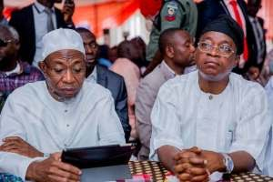 You are a worthy successor, Aregbesola tells Oyetola