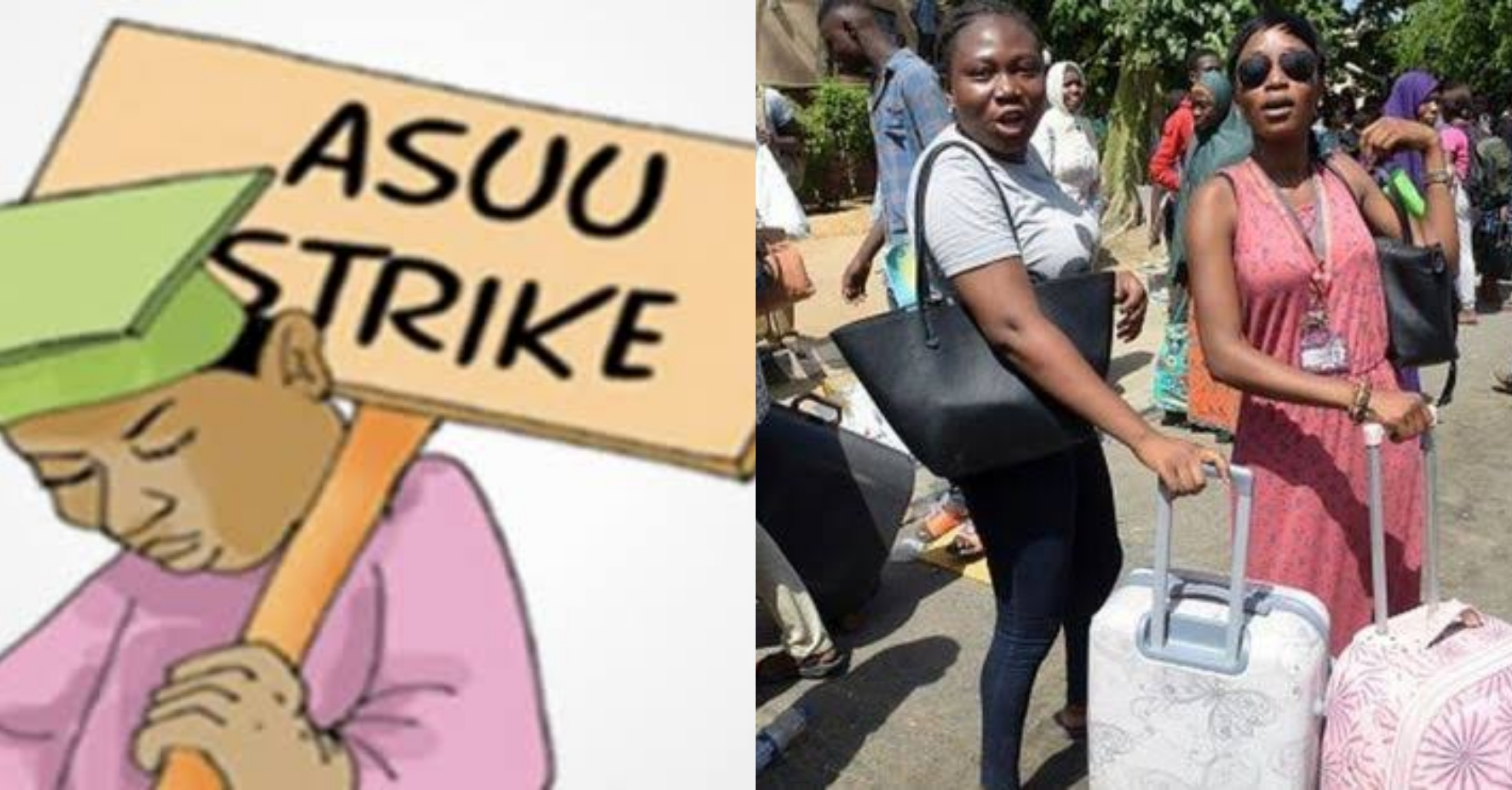 Correction: ASUU Did Not Ask Nigerian Students To Prepare For Resumption