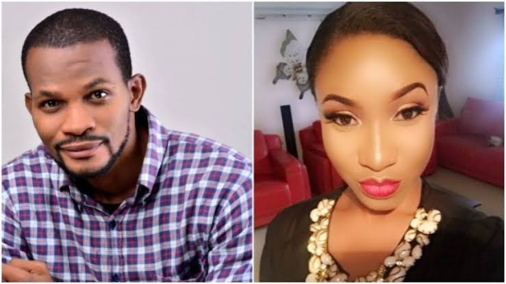 'You Will Marry A Billionaire Based In UK Next Year' - Uche Maduagwu Tells Tonto Dikeh