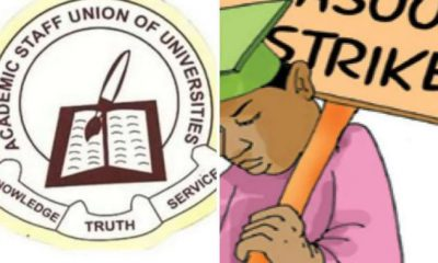 ASUU Agrees To Call Off Strike As FG Increases Payment To N70b