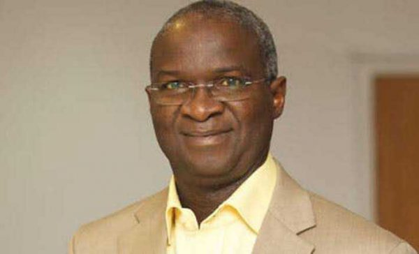 We Can't Continue To Depend On Other Countries For Vaccines, Says Fashola
