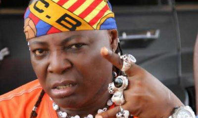 Charly Boy blasts followers criticizing him for accepting & loving his lesbian daughter