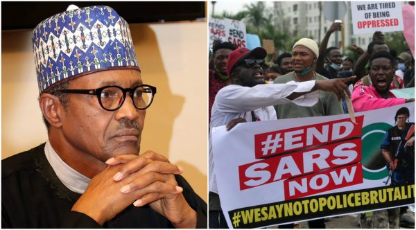 #EndSARS: Buhari Says Protest 'Understandable', Restates Pledge To Meet Protesters Demands