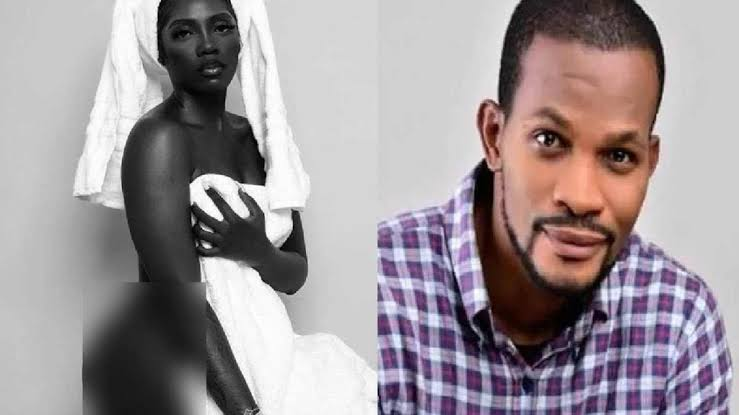 'Nudity At 40 Is Distasteful' - Uche Maduagwu Blasts Tiwa Savage
