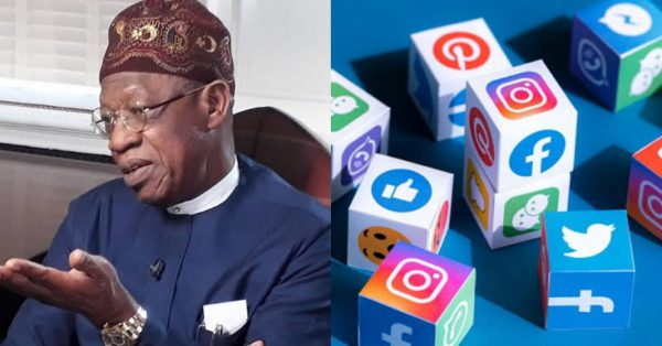 All Social Media Platforms, Others Must Be Registered In Nigeria – Lai Mohammed