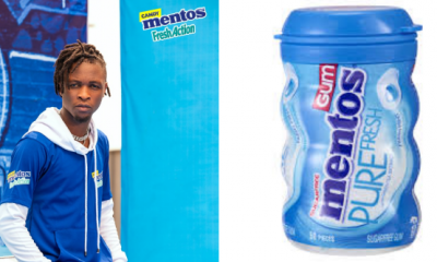 Laycon Bags New Ambassadorial Deal With Mentos