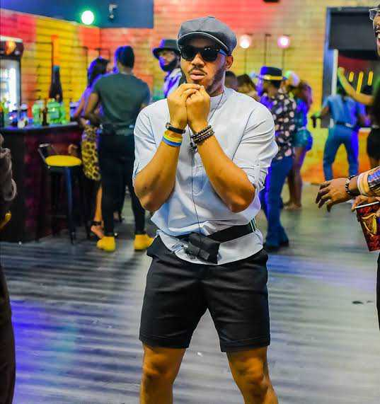 """""""From bum shorts to leggings"""" – BBNaija's Ozo called out over his choice of outfits"""