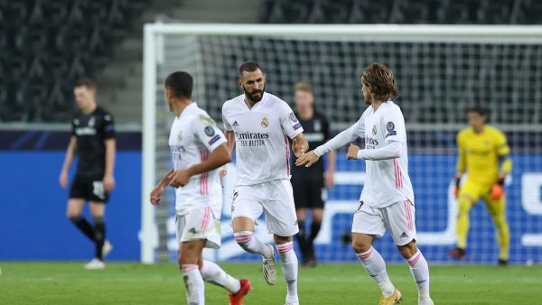 Real Madrid Hit 3 Past Celta Vigo To Secure Win