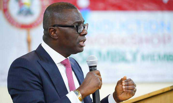BREAKING: Sanwo-Olu Tests Positive For COVID-19